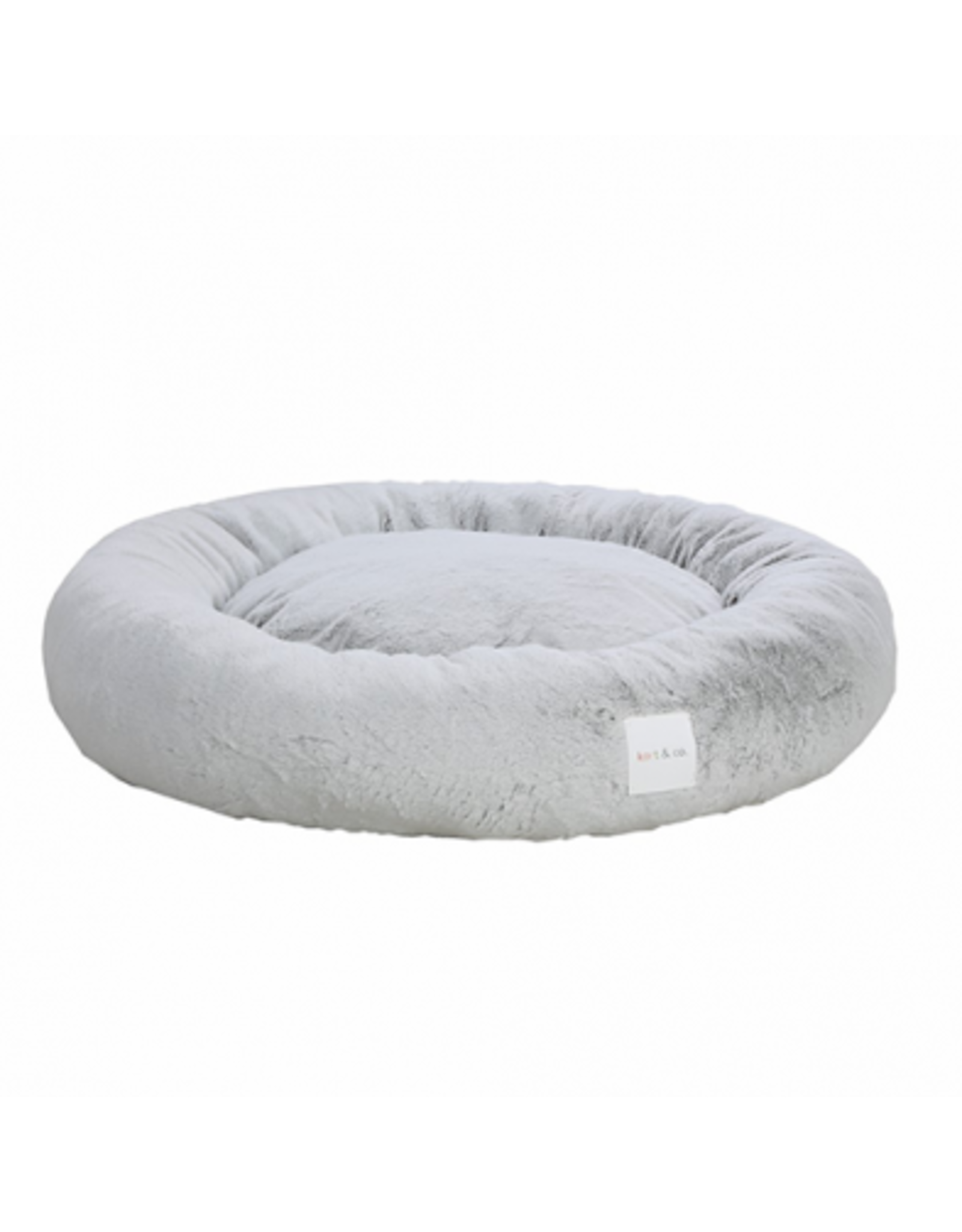 "KORT & CO Kort + Co - Faux Fur - Round Bed 42"" (XL)"