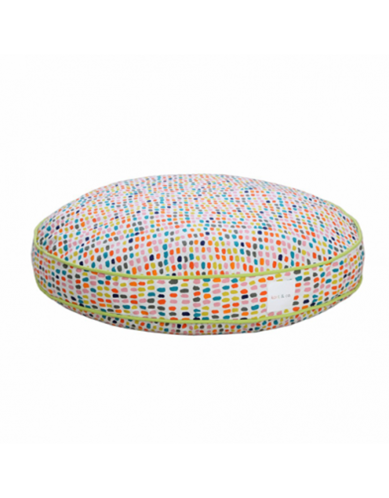 "KORT & CO Kort + Co - Brushstroke - Round Bed 36"" (L)"
