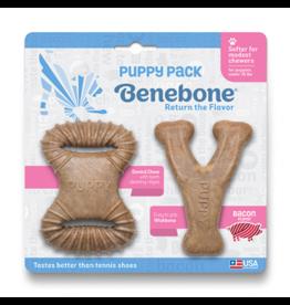 BENEBONE BENEBONE - Puppy - Bacon - 2pk