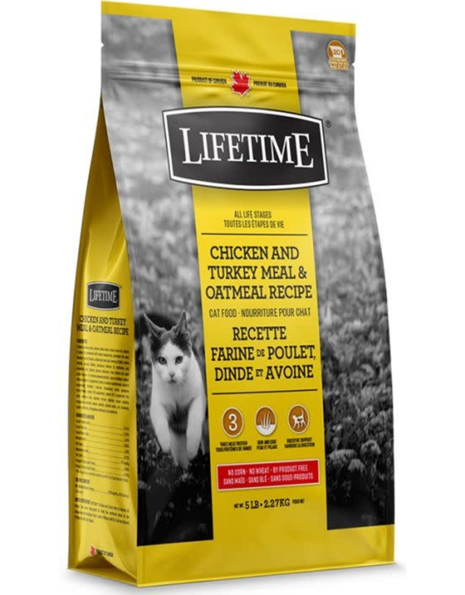 LFTM LFTM Chicken, Turkey & Oatmeal for Cats 2.27kg