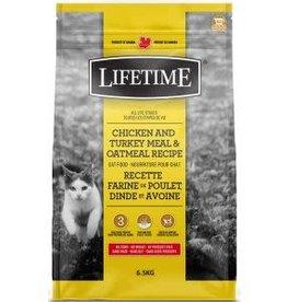 LFTM LFTM Chicken, Turkey & Oatmeal for Cats 6.8kg