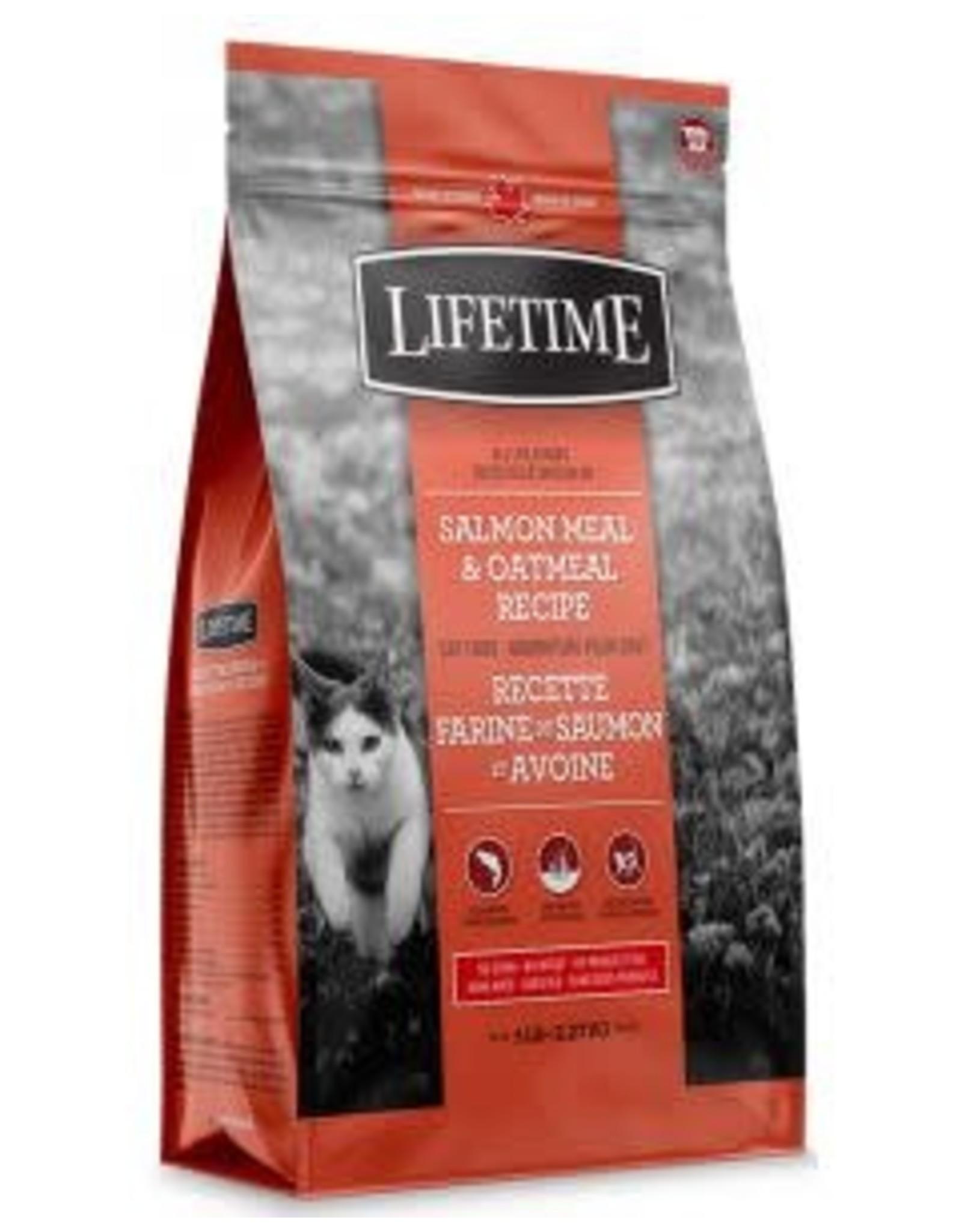 LFTM LFTM Salmon & Oatmeal for Cats 2.27kg
