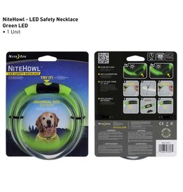 NITEIZE NITEIZE Nite Howl LED Safety Necklace Green
