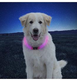 NITEIZE NITEIZE Nite Howl LED Safety Necklace Pink