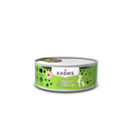 Kasiks Kasiks - CAT - Grain Free Turkey Can 156g