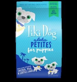 Tiki Dog TIKI - Aloha Petites - PUPPY Chicken Luau 3.5lb