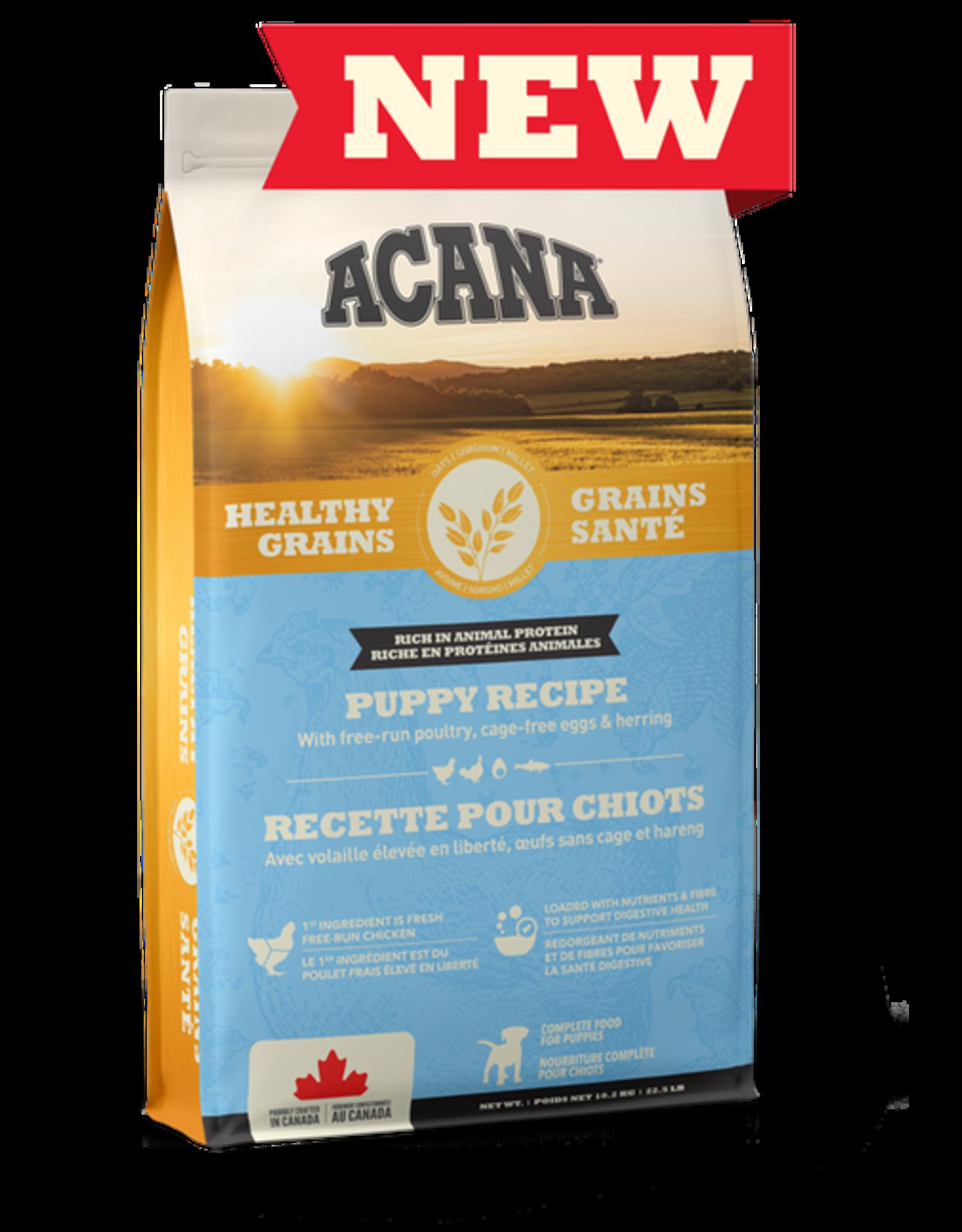 ACANA ACANA HealthyGrains - Puppy Recipe 1.8kg