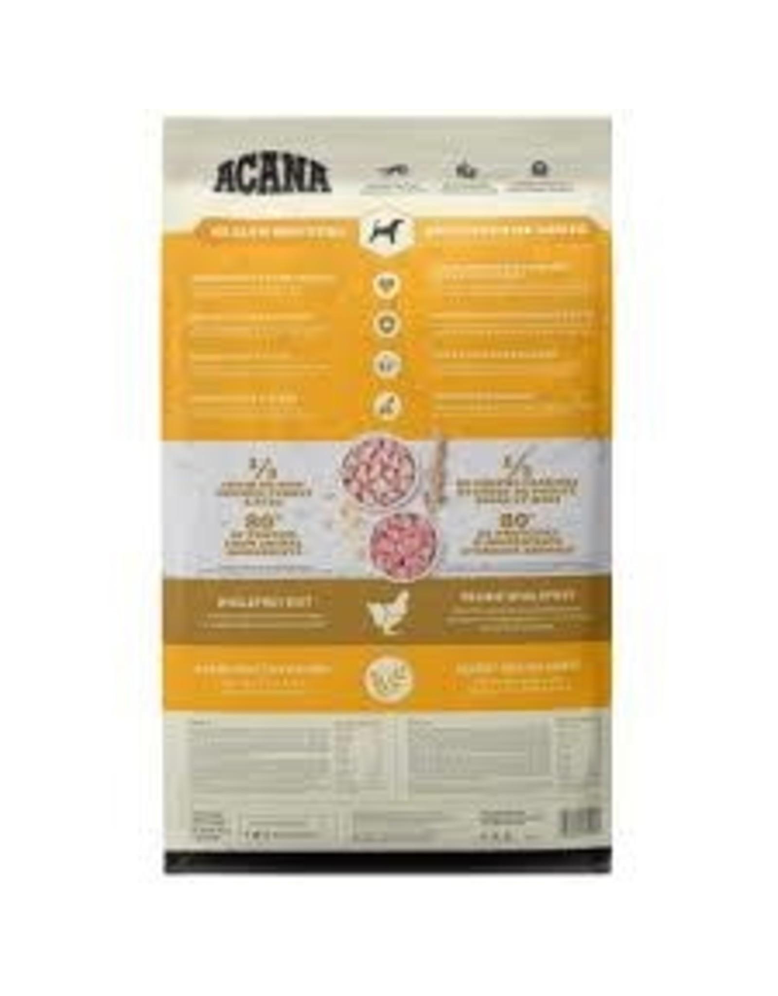 ACANA ACANA HealthyGrains - Free-Run Poultry 10.2kg