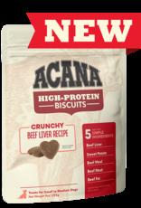 ACANA Acana DOG Biscuits - Crunchy Beef Liver Recipe 255g  - M/L