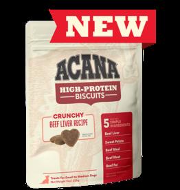 ACANA Acana DOG Biscuits - Crunchy Beef Liver Recipe 255g - S/M