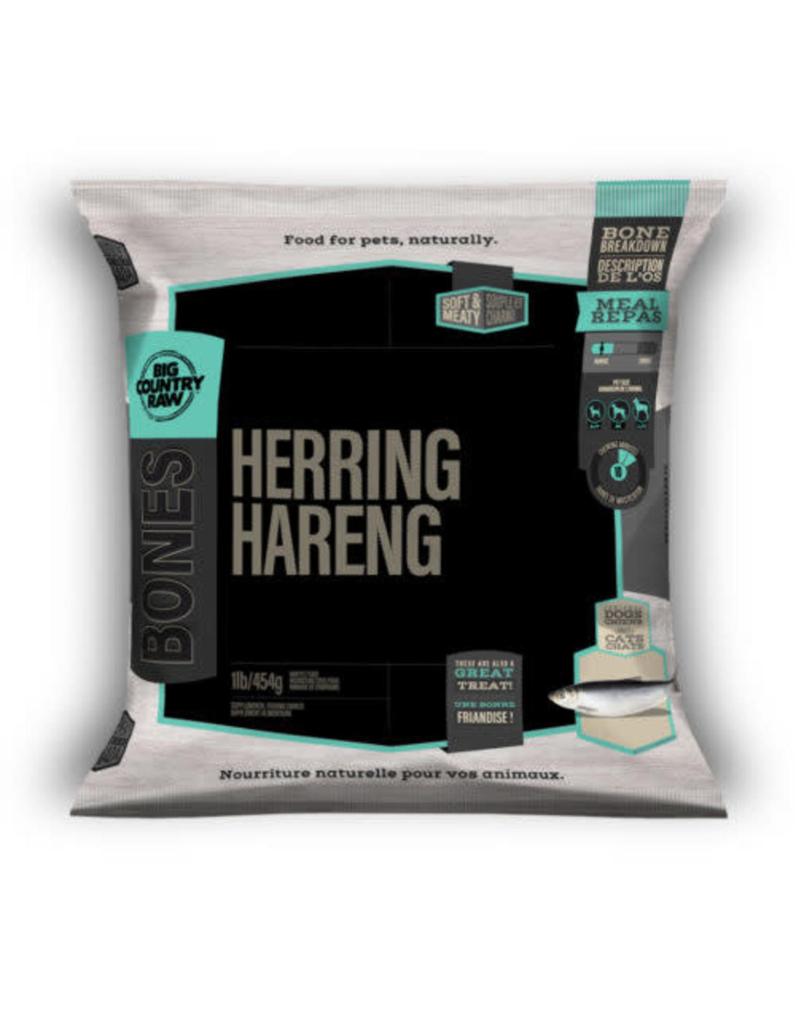 BCR BCR BONES Herring 1lb