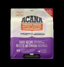ACANA Acana Freeze-Dried Food - Duck w. Chicken+Turkey Liver Recipe - Patties 397g