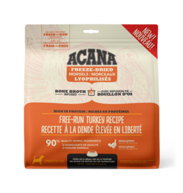 ACANA Acana Freeze-Dried Food - Free-Run Turkey Recipe - Morsels  227g