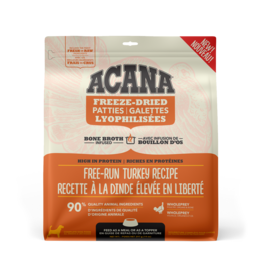ACANA Acana Freeze-Dried Food - Free-Run Turkey Recipe - Patties 397g