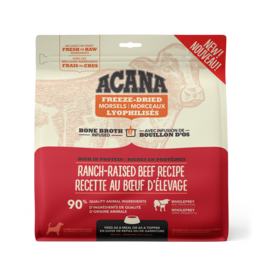 ACANA Acana Freeze-Dried Food - RanchRaised Beef Recipe - Morsels 227g