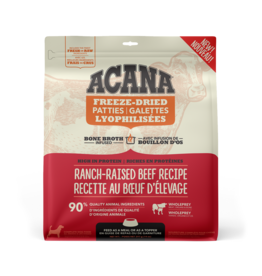 ACANA Acana Freeze-Dried Food - RanchRaised Beef Recipe - Patties 397g