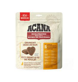 ACANA Acana DOG Biscuits - Crunchy Chicken Liver Recipe 255g  - M/L