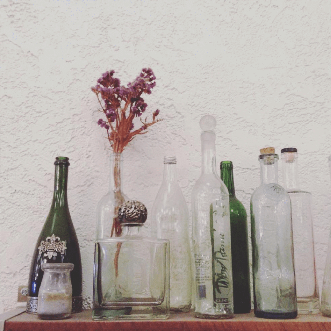 It All Began With a Beautiful Bottle