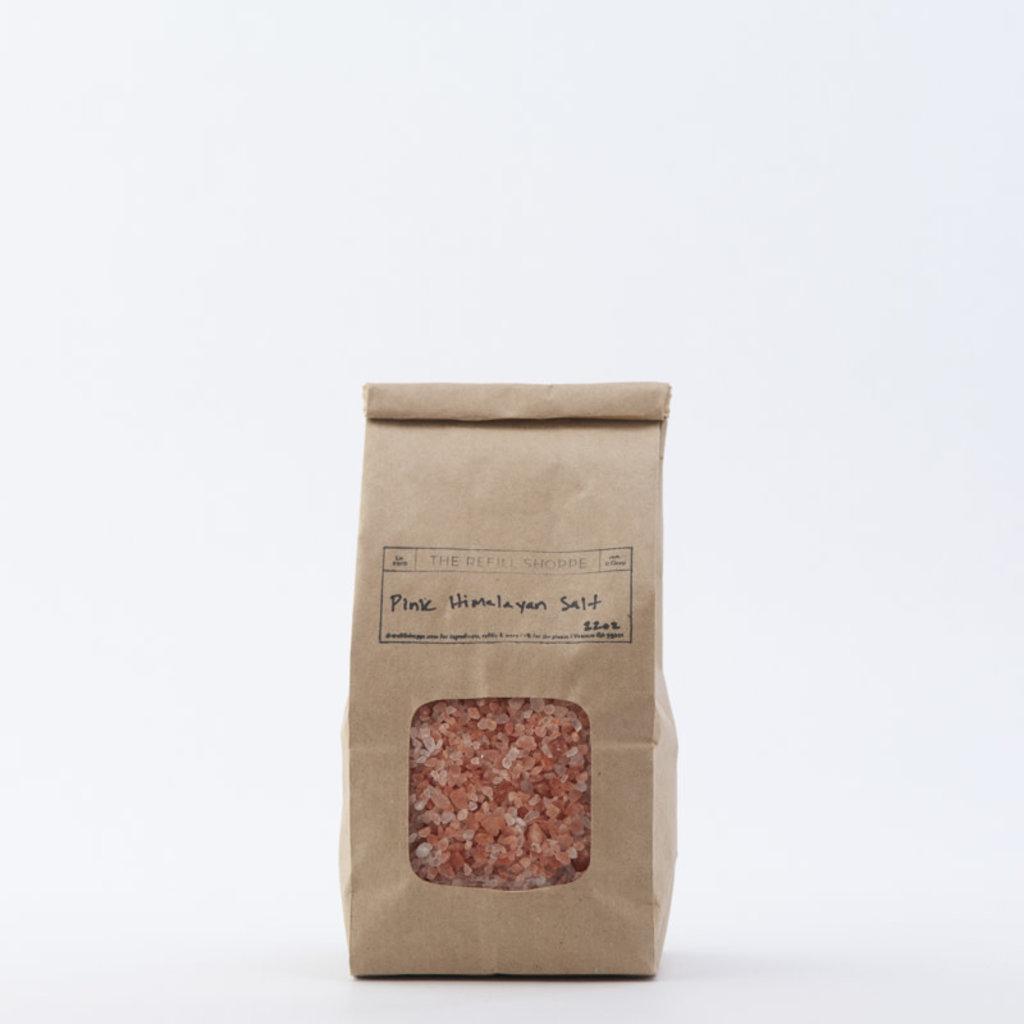 The Refill Shoppe Pink Himalayan Bath Salts