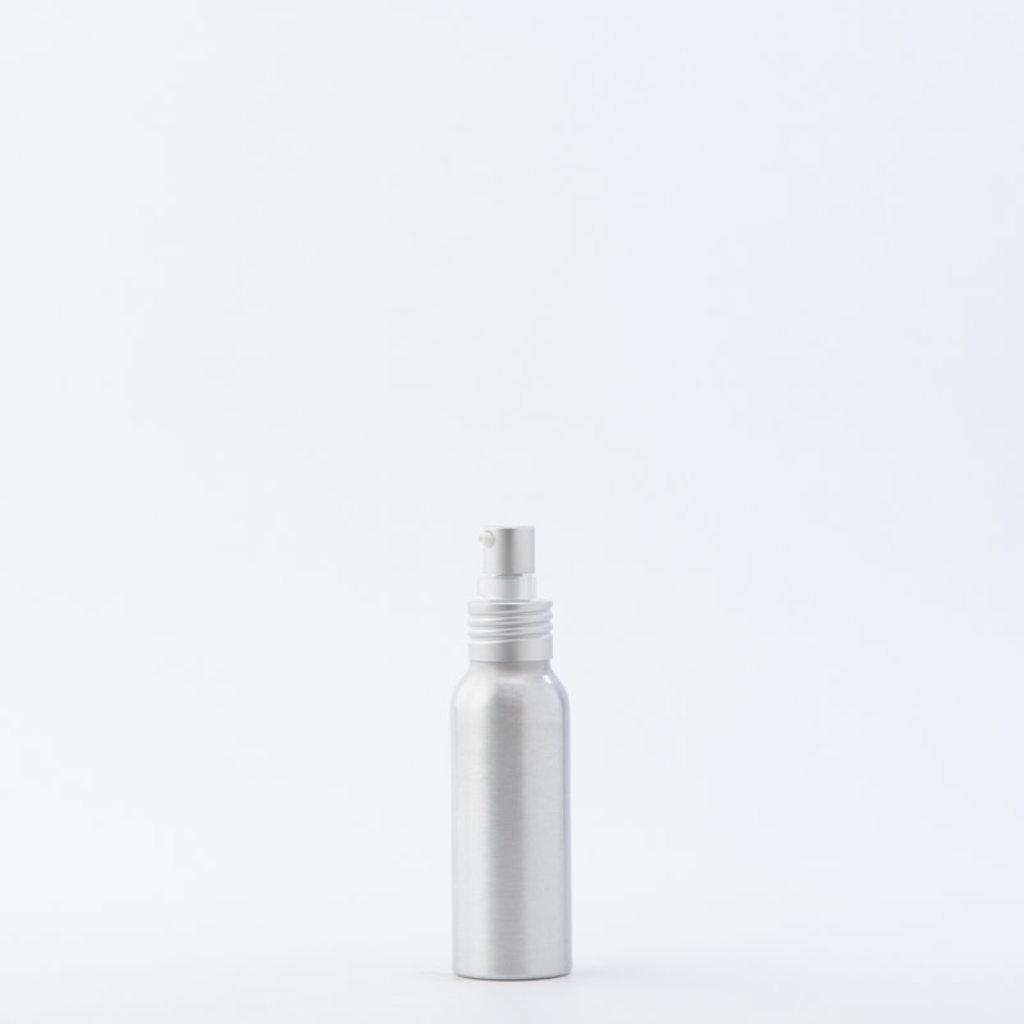The Refill Shoppe 2 oz Aluminum Pump Bottle