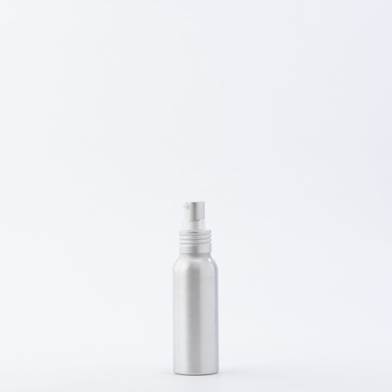 2 oz Aluminum Pump Bottle