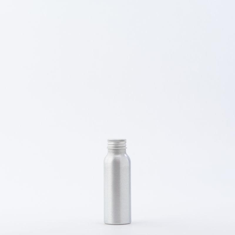 2 oz Aluminum Bottle / Screw Cap