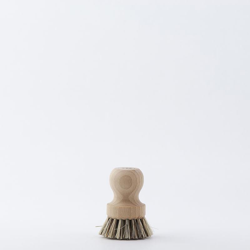 Wood Pot Brush