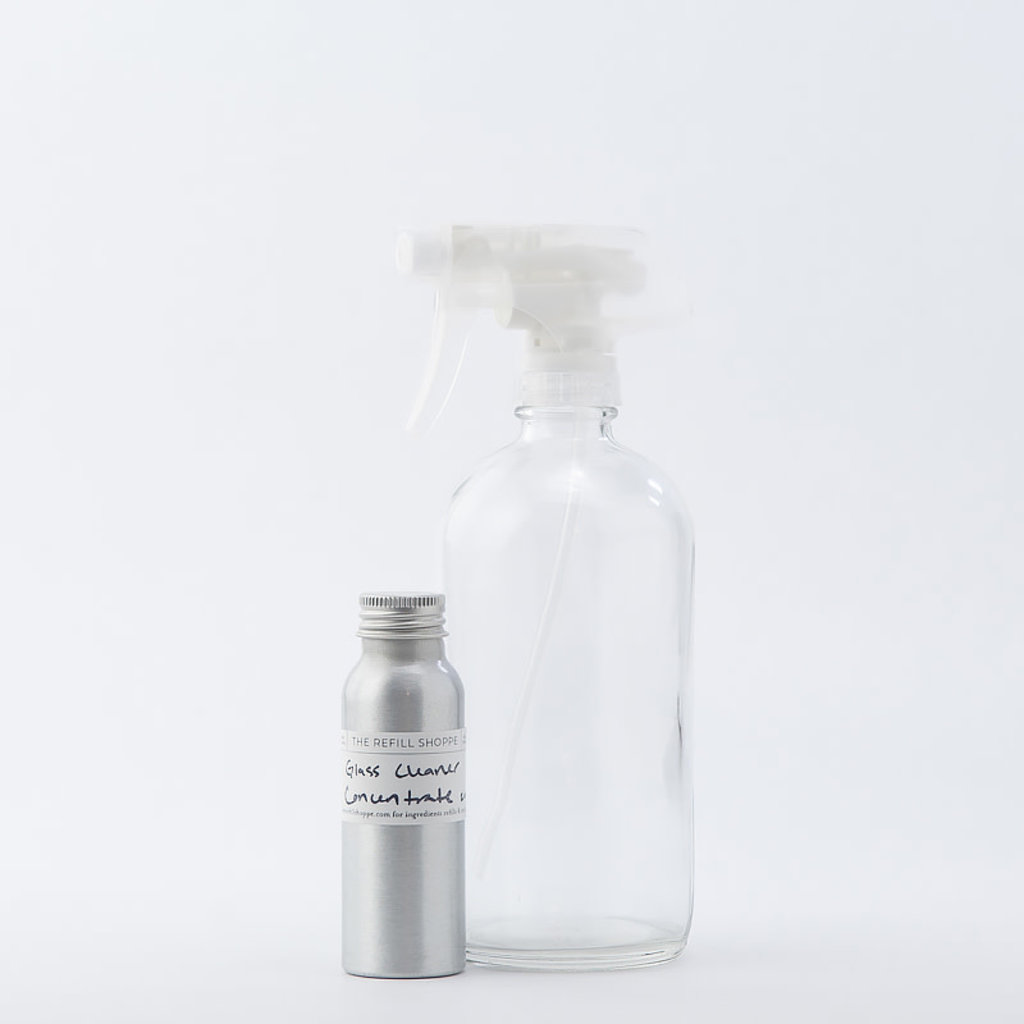 The Refill Shoppe Glass Cleaner Concentrate
