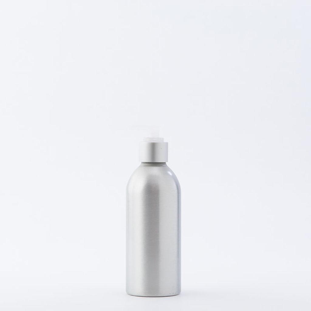 The Refill Shoppe 6 oz Aluminum Pump Bottle