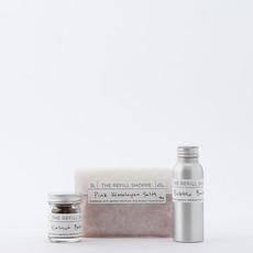The Refill Shoppe Bath Sample Kit
