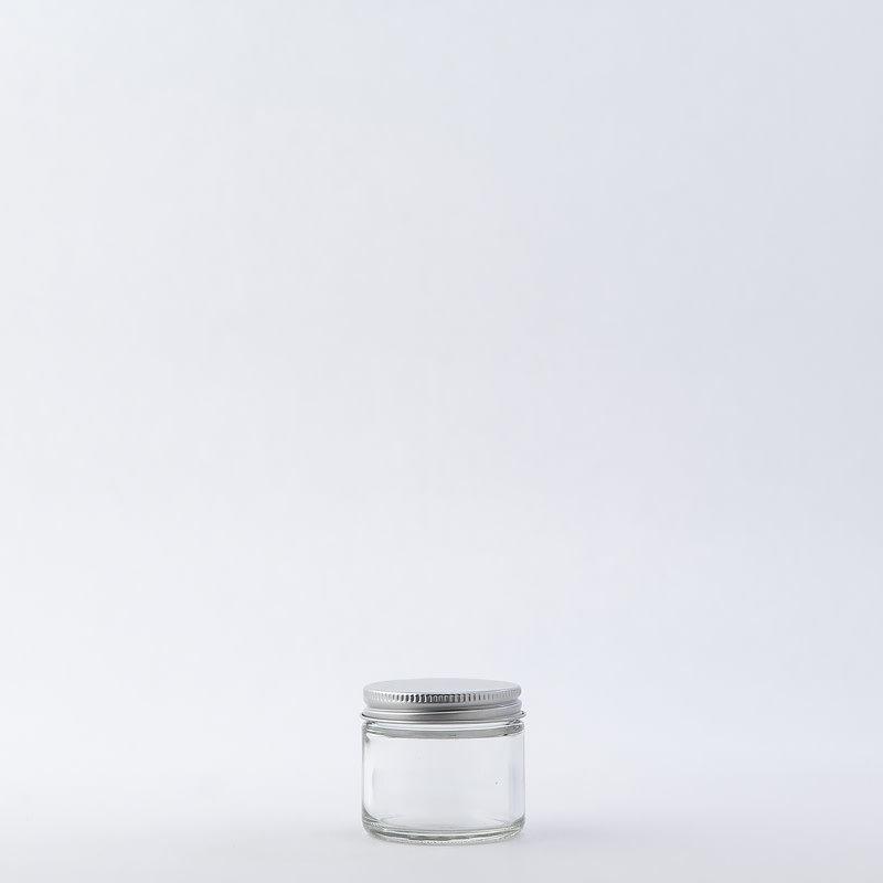 2 oz Glass Jar / Aluminum Cap