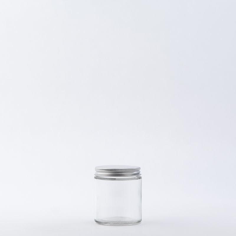 4 oz Glass Jar / Aluminum Cap