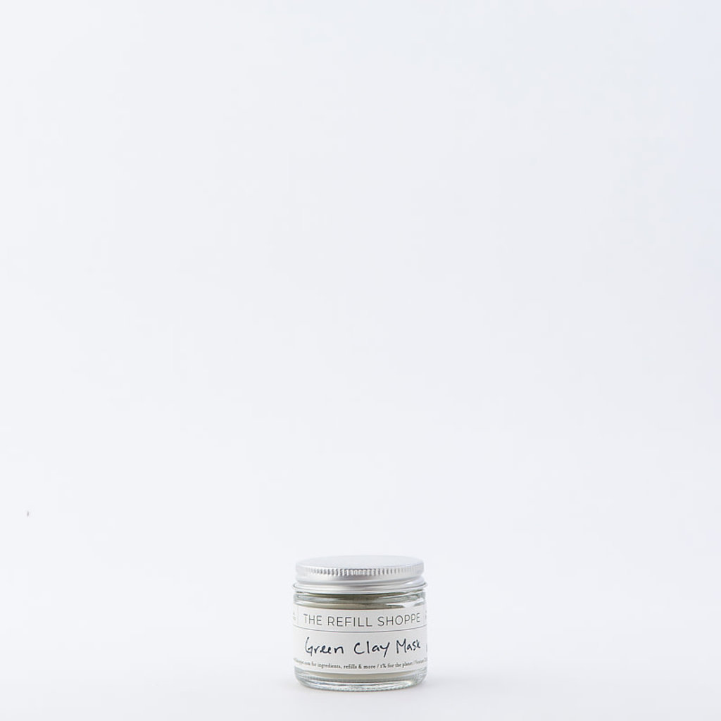 The Refill Shoppe Green Clay Mask