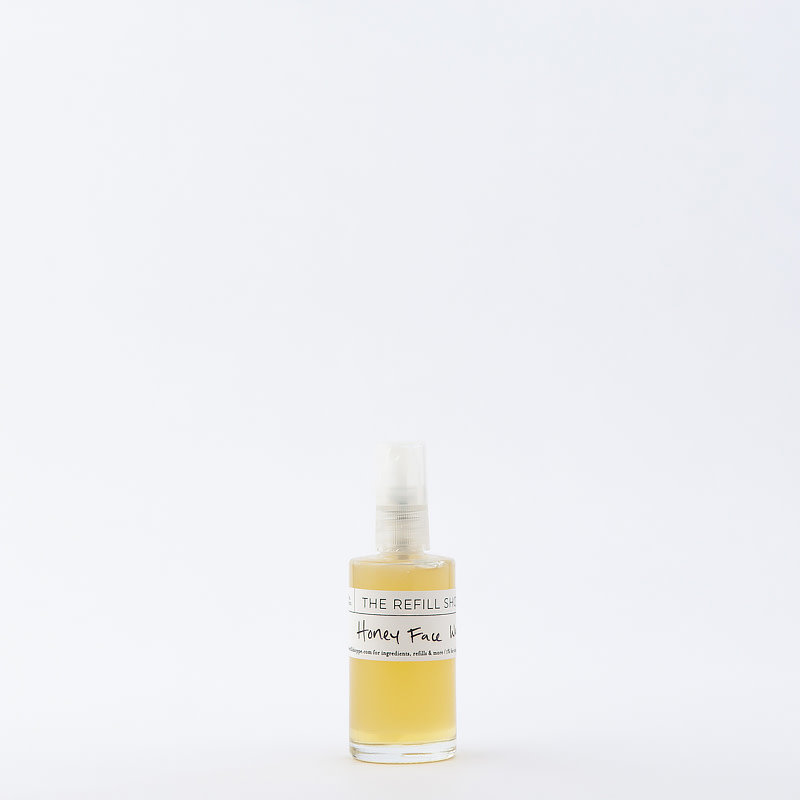 The Refill Shoppe Honey Face Wash