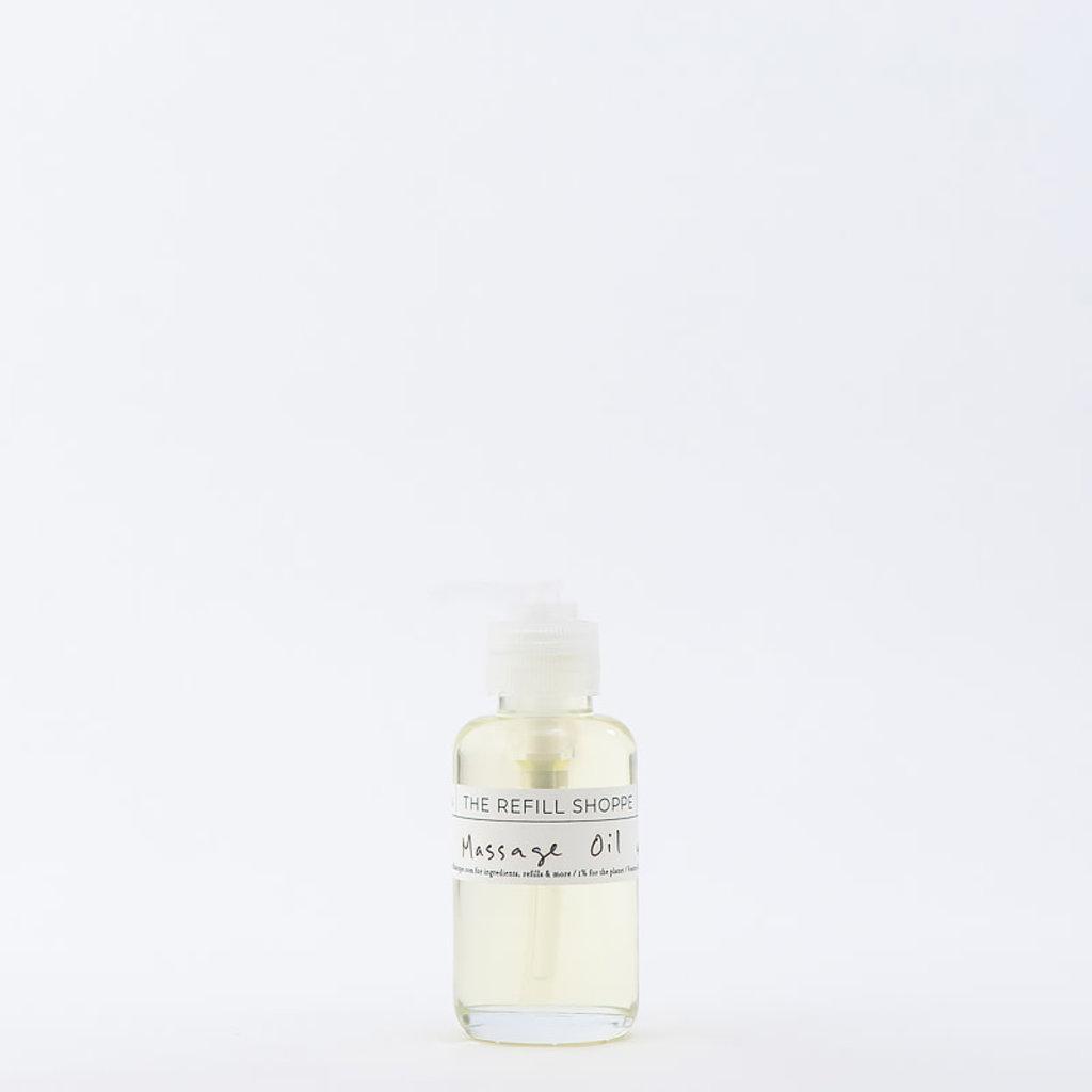 The Refill Shoppe Massage Oil