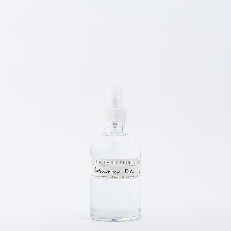 The Refill Shoppe Rosewater Toner
