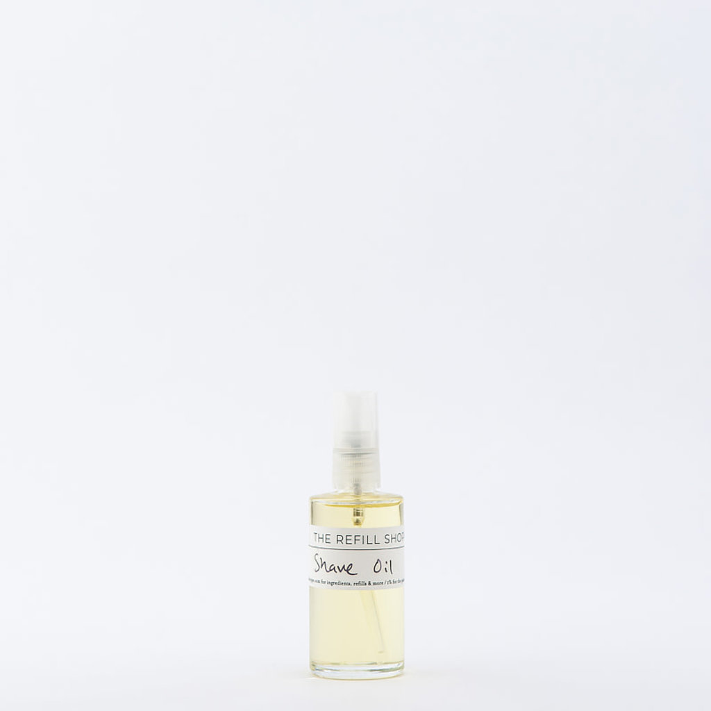 The Refill Shoppe Shave Oil