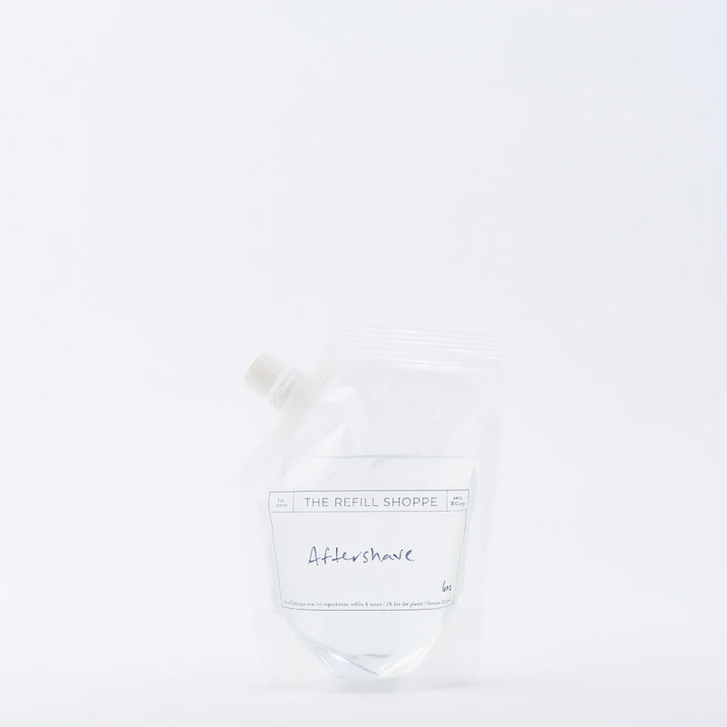 The Refill Shoppe Aftershave