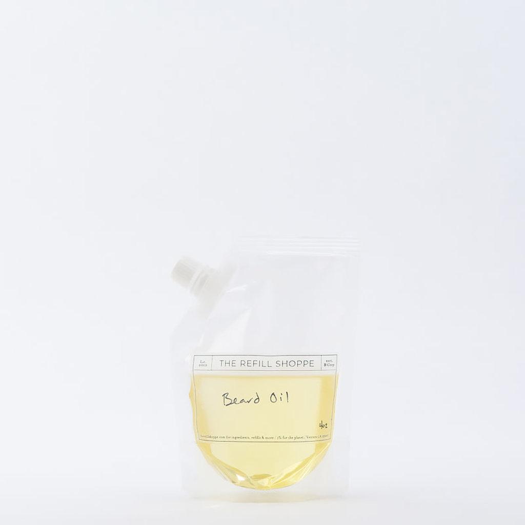 The Refill Shoppe Beard Oil