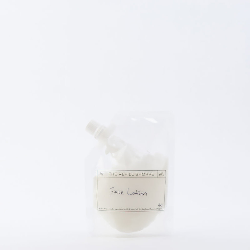 The Refill Shoppe Face Lotion