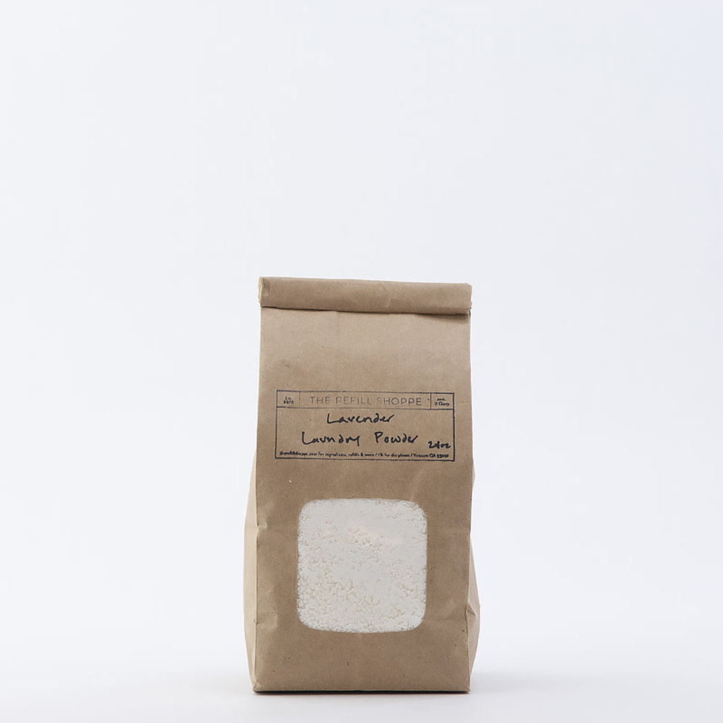 The Refill Shoppe Laundry Powder