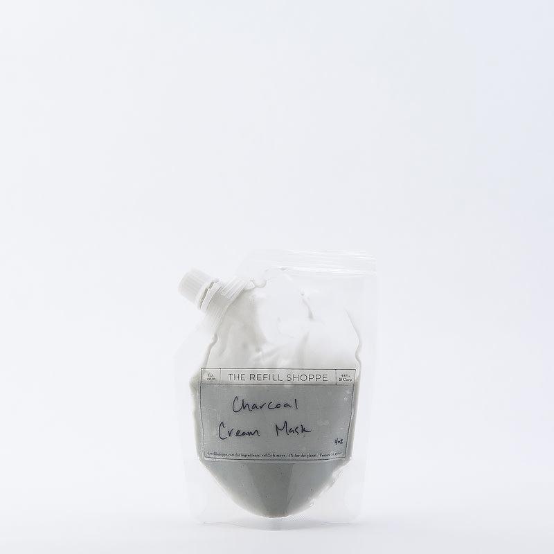 Charcoal Cream Mask