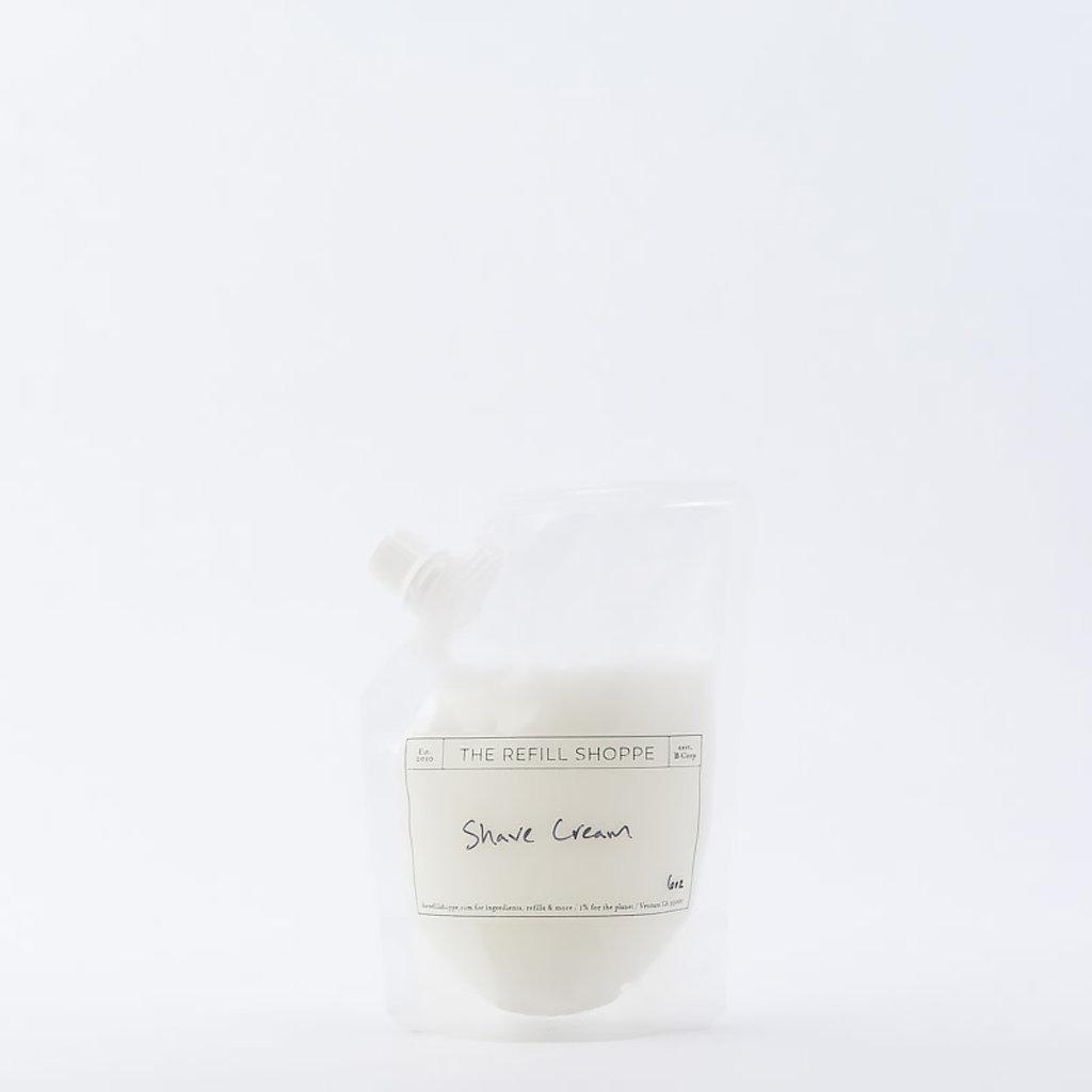The Refill Shoppe Shave Cream