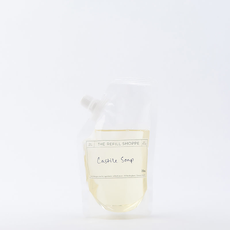 The Refill Shoppe Castile Soap