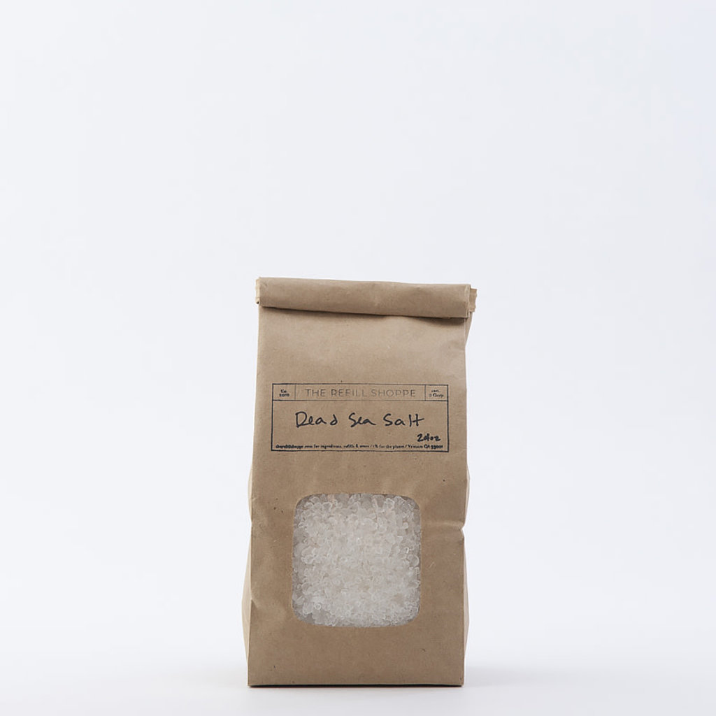 The Refill Shoppe Dead Sea Salts
