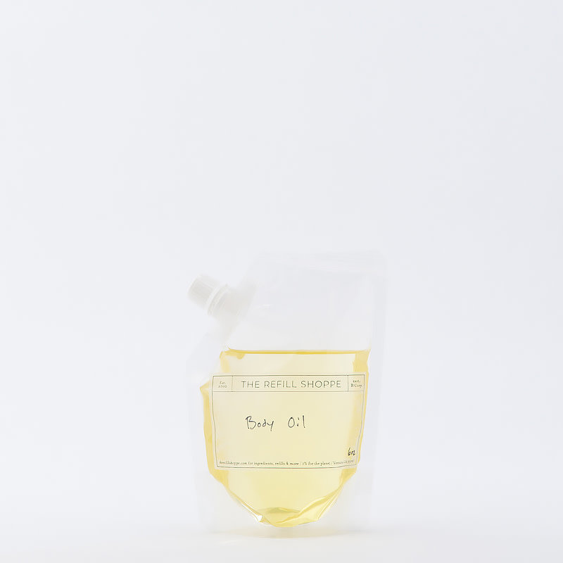 The Refill Shoppe Body Oil
