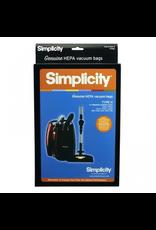Simplicity Simplicity HiFlow HEPA Bags Type H