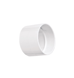 Vaculine Stop Coupling - White