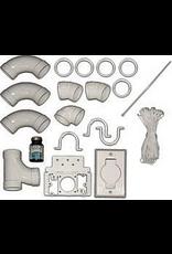 Vaculine ElectraValve Inlet Kit - Installed
