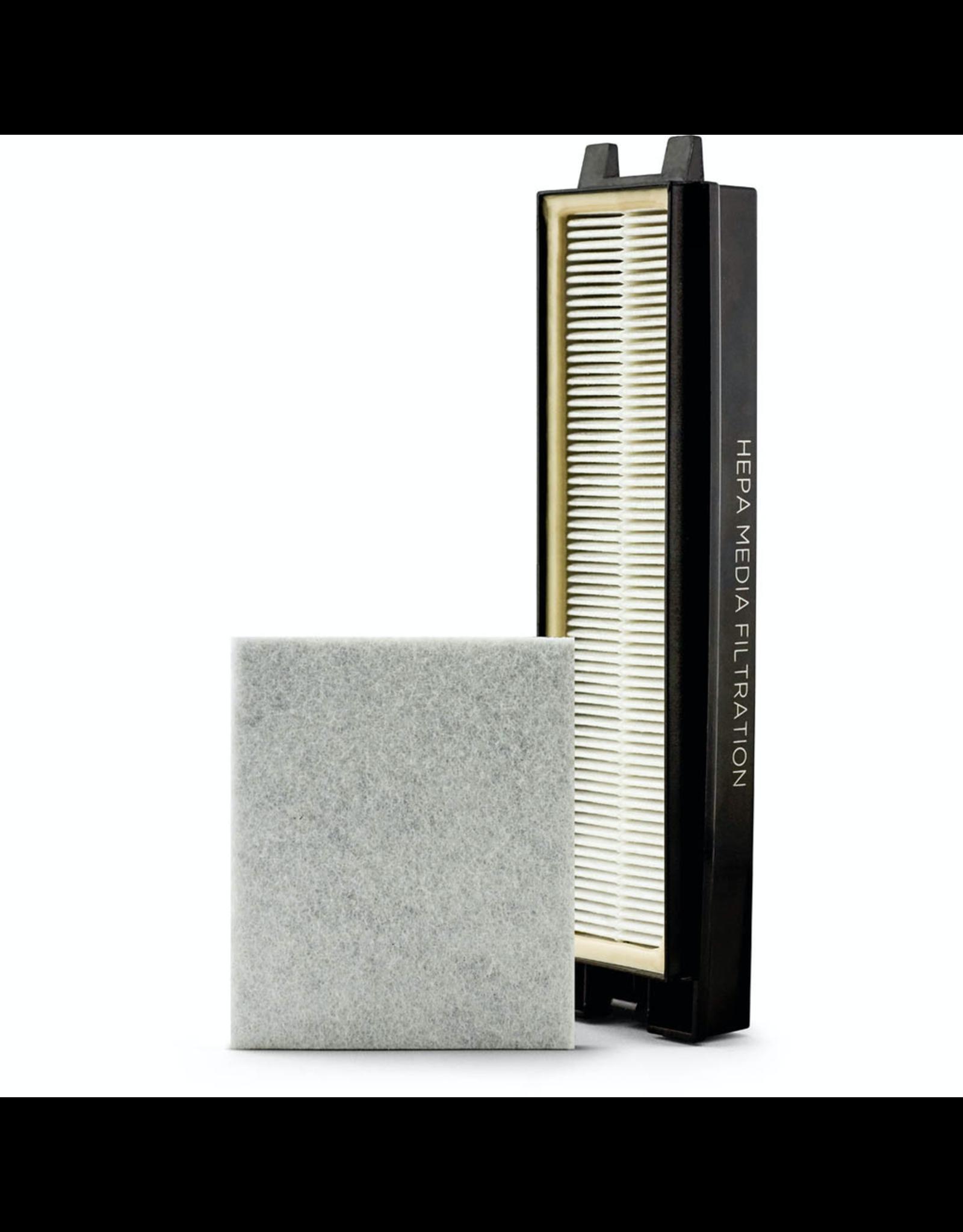 Riccar Riccar R25D HEPA & Charcoal Filter Set